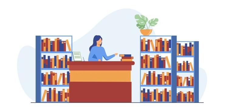3. بررسی کتابخانهها